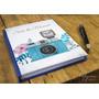 Cuaderno A5 - Cámara De Fotos -encuadernación Artesanal