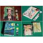 Agenda 2016 Artesanal Diaria Frida Kahlo 15x21 Pin Señalador