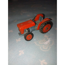 Tomica Kubota Tractor N°92 Made In Japan