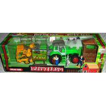 Tractor Farm C/accesorios De Granja