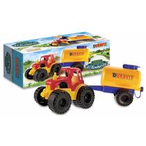 Camion Duravit De Campo Tamberito O Tractor Con Arado