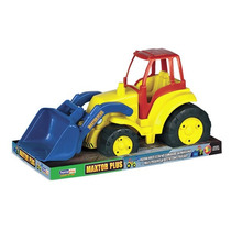 Tractor Y Pala Home Play