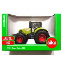 Full- Tractor Claas Axion 850 Escala 1/50 Siku 1980
