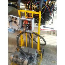 Bomba Alto Vacio Refrigeración - Laboratorios 40m3/h-670l/m