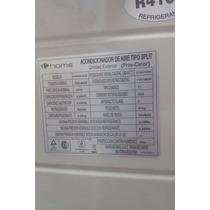 Aire Acondicionado Split Carrefour Comprado En Diciembre2014