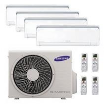 Aire Acondic.multisplit Samsung (4 A 1) 2x2300+3000+4500f/h