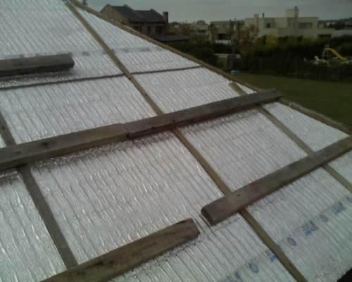 Decorar cuartos con manualidades tejado aislamiento for Chapa imitacion teja sin aislamiento