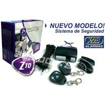 Alarma X28 Z10 Volumetrico 2 Ctrls+ Cierre Centralizado 2/4p