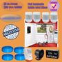 Kit Alarma Casa Comercio Completa Facil De Instalar Cables