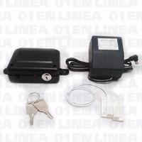 Kit Alarma Sensor Avisador De Puerta Abierta Edificio 220v