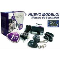 Alarma Auto X28 Z10 Sensor Volumetrico Colocada