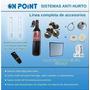 Kit Completo Antena Rf - Sistema Antihurtos Eas Alarma Ropa