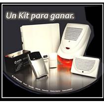 Kit Alarma Seguridad Alonso A2k4 Completo C/discador Tel