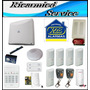 Kit De Protección X-28 Alarmas Ideal Para Local Y Comercio