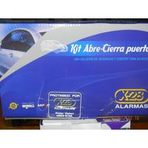 Alarma X28 Cierre Centralizado,instalacion,kangoo,berlingo..
