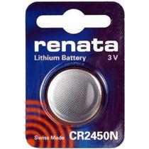 Pila Cr2450n Litio - Para Sensores Inalambricos X28 Alarmas
