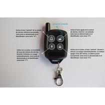Control Remoto Para Alarma Vecinal Barrial Comunitaria