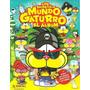 Album Secretos Mundo Gaturro Con Todas Las Figus Para Pegar!