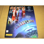 Album De Figuritas Uefa Champions League 2010-2011. Incomp.