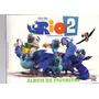 Album Rio 2 Completo Entrega Gratuita En Capital Federal