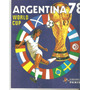 Album Mundial Argentina 1978 Completo Replica Original Panin