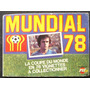 Album Pif Mundial De Futbol 1978 Argentina 78 - Francia