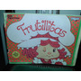 Albumes Figuritas Frutillitas Incompleto 180 Figus Pegadas