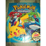 Album Figuritas Sticker Pokemon Pokedex Importado Lleno !!!