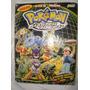 Pokemon Master Quest Album Figuritas Topps En Caballito*