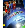 Album Y Figuritas Pegadas De Champions League. 2010-2011.