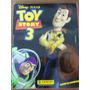 Albun Toy Story 3 Disney Pixar. Panini Incompleto