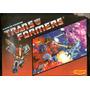 Album De Figuritas Transformers 1988 (vacio)