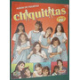 Album Figuritas Chiquititas Vacio Upper Deck Cromy Exito Tv