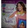 Album De Figuritas Violetta - Completo A Pegar