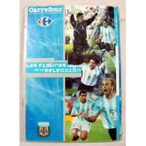Album Carrefour Selección Argentina 2006