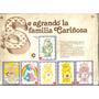 Album De Figuritas / Ositos Cariñosos / Año 1985-86