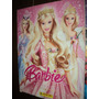 Album De Figuritas Barbie Princesas Szw