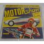 Album De Figuritas - Motor Show, Años 80, Compelto