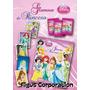 Glamour De Princesa - Álbum + Figuritas + Sobres X $109.-
