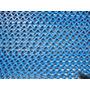 Alfombra Sintetica Azul Rejilla Esp 8,5 Mm - 1 M X 1,22 M