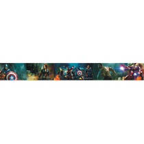 Guardas Autoadhesivas Infantiles Para Pared, Avengers