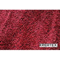 Alfombra pelo largo roja 060x100 kreatex for Alfombra persa roja