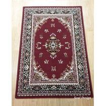 Carpeta Alfombra Layla 100 X 150 Cm, Tipo Persa Fundasoul