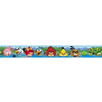 Guardas Autoadhesivas Infantiles Para Pared,angry Birds