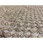 Carpeta Alfombra Rustica Yute 160 X 230 Cm Linea Fundasoul
