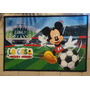 Alfombra Para Niños Disney Mickey 80 X 120 Centimetros
