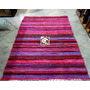 Alf Telar Dhurrie Beachmat Imp India1.10*1.70 Handcrafted