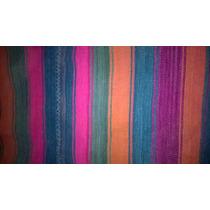 Aguayo Antiguo,telar A Mano,,, Manta, Alfombra, Mantel