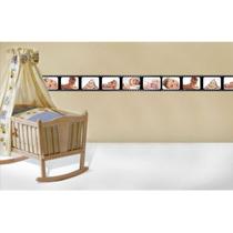 Guardas Autoadhesivas Infantiles,personalizadas Con Fotos