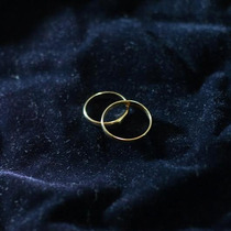 Par Alianzas E. Oro Casamiento 3 Gr